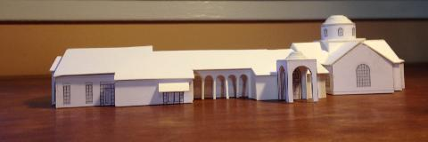 Church expansion design model